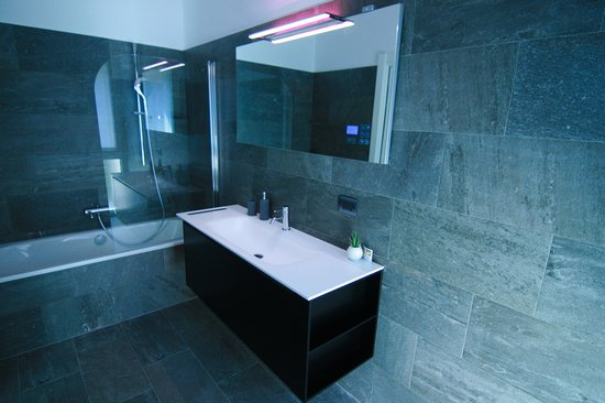 Experience Design Bed & Show : bagno