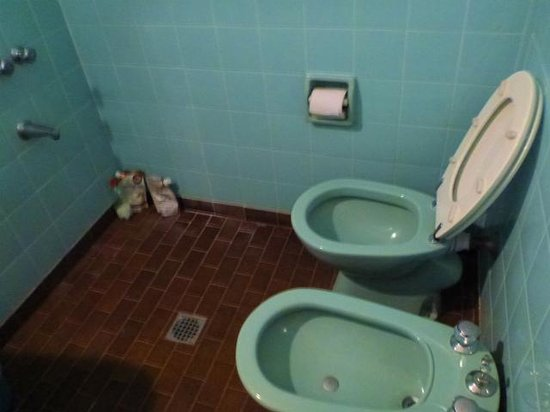 Ivalu: シャワーとトイレ