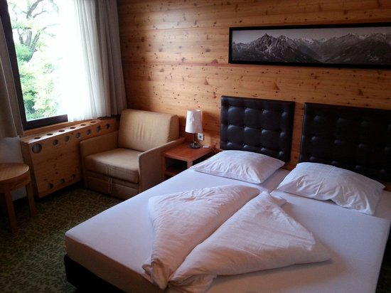 Bon Alpina : The room