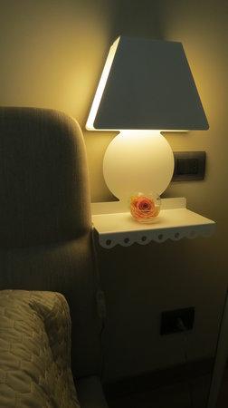 Experience Design Bed & Show : dettaglio luce Zeroombra