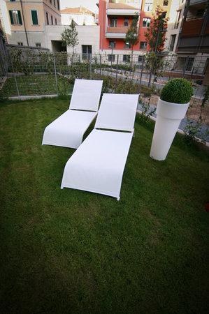 Experience Design Bed & Show : giardino2