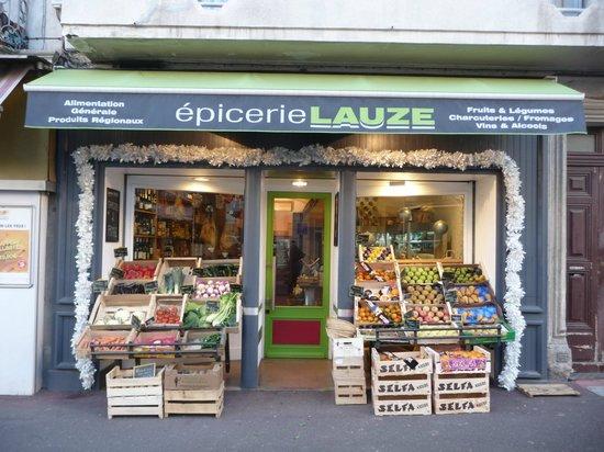 Epicerie Lauze