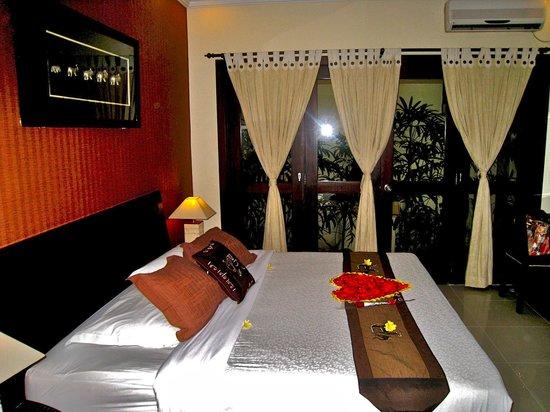 Heliconia Villas: Cozy one-bedroom villa