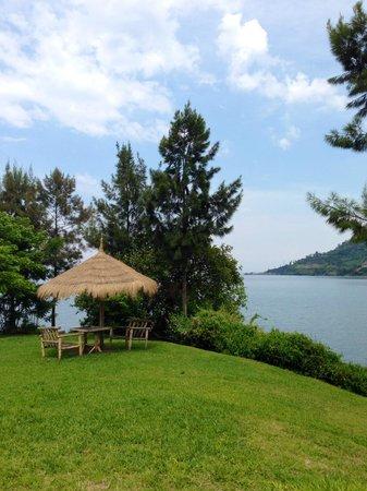 Hotel Paradis Malahide: On the small island (you can take a free hotel canoe here too)