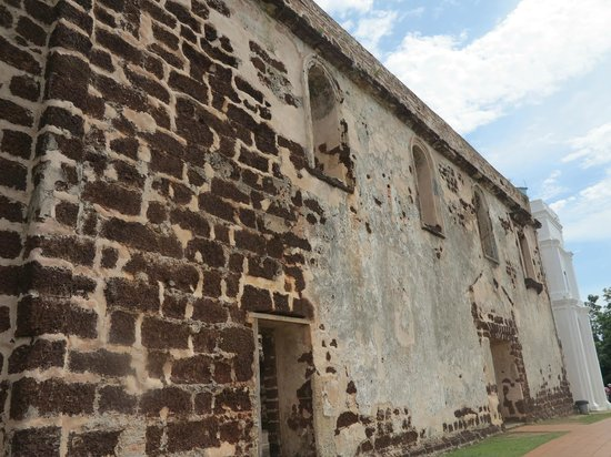 A Famosa Fort: fort