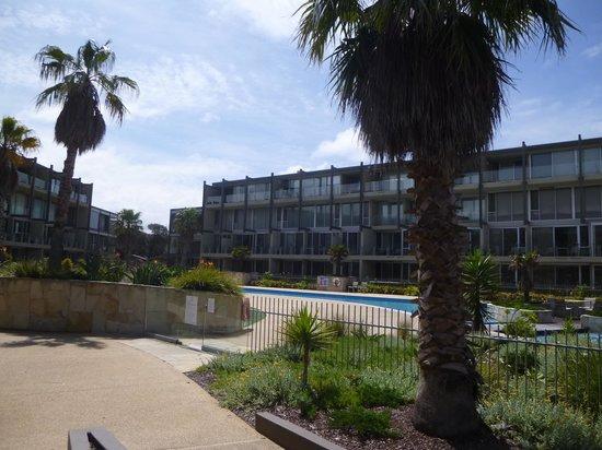 Wyndham Resort Torquay : Pool Area