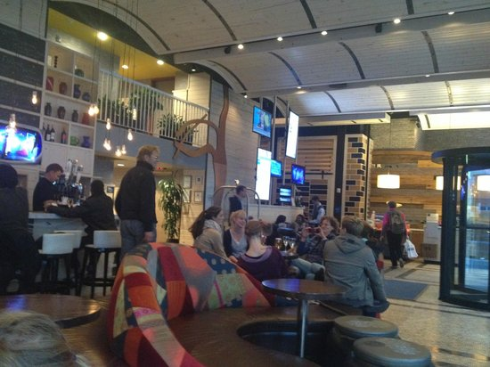TRYP New York City Times Square South: la hall