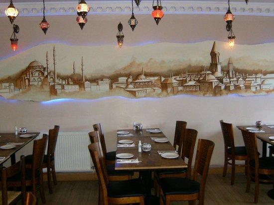 Istanbul Restaurant Elm Park