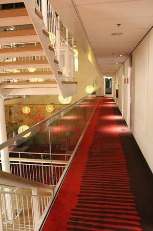 WestCord Hotel Delft: moderne inrichting
