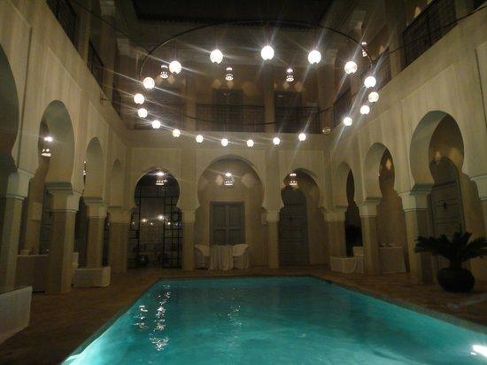 Riad Nashira & Spa : Truly an oasis!!