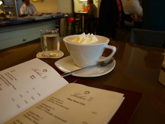 Cafe Sacher: Café Sacher