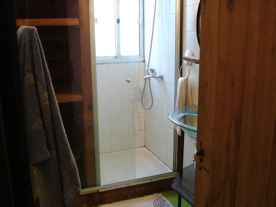 Posada al Sur: Banheiro privado