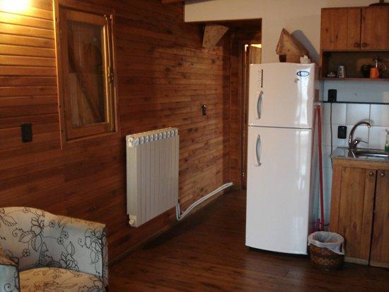 Posada al Sur: Cozinha privativa