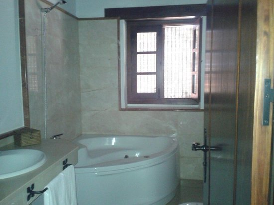 Hotel Boutique & Villas Oasis Casa Vieja: Baño de la habitación El Hierro