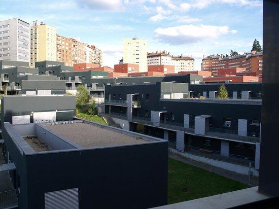 Bilbao Apartamentos Atxuri: Aussicht