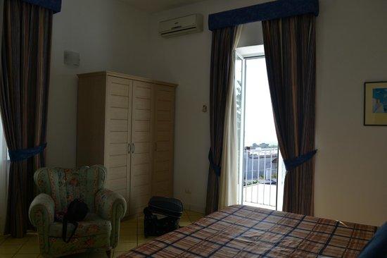 Albergo Villa Giusto: Our room