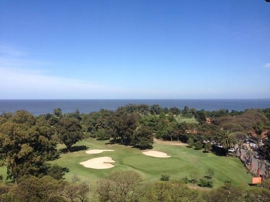 Tryp Montevideo Hotel: vista desde piso 10 del hotel