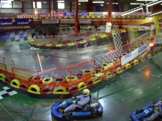 Raceview Karting: Indoor Track