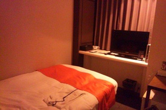Hotel Area One Okayama: 部屋の雰囲気