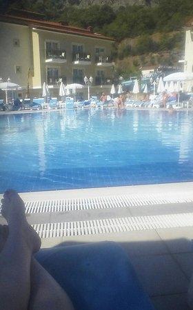 Marcan Resort Hotel: pool
