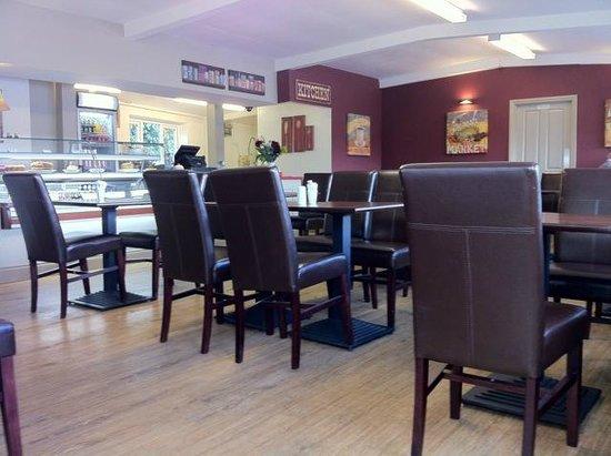 Wentworth Cafe Interior