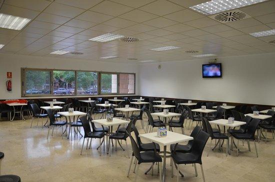 Cafeteria Derecho y Ciencias Sociales