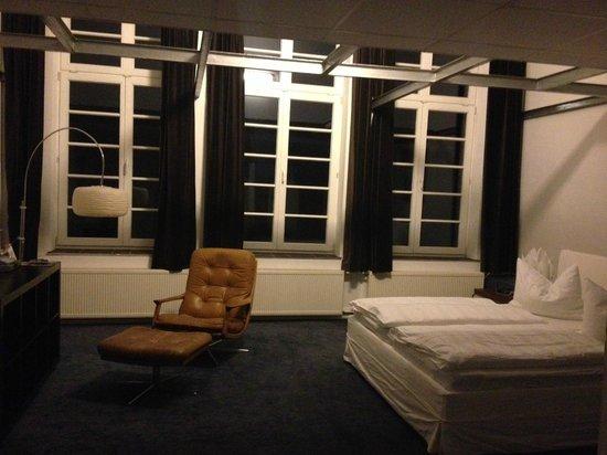 Alte Lohnhalle: Suite - main room