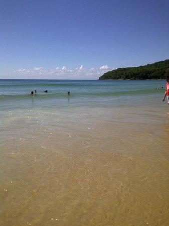 Sofitel Noosa Pacific Resort : Crystal clear waters - Noosa Beach