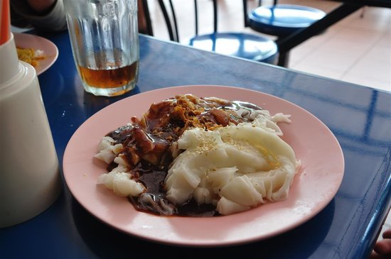 Excellent Food Centre : Chee Cheong Fun