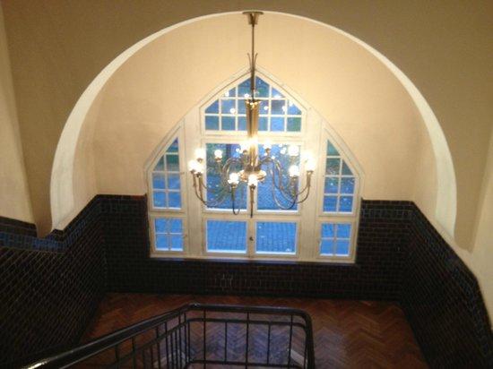 Alte Lohnhalle: Stairway