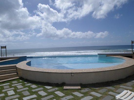 Pousada Restinga : Vista da praia
