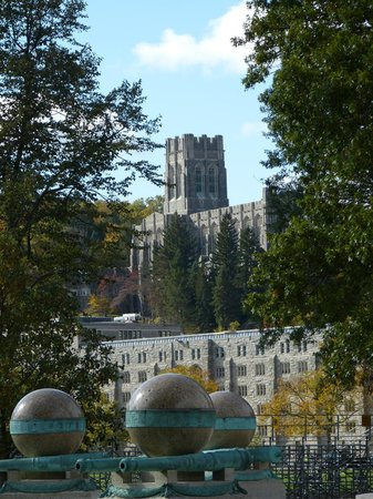West Point Tours: The Chapel