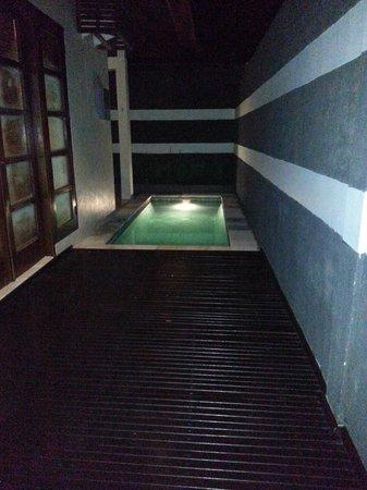The Bali Khama Beach Resort & Spa: The pool in the Villa