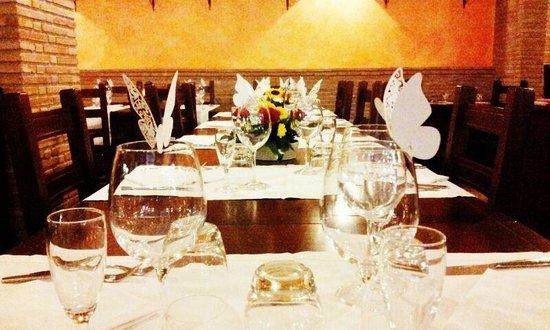 La Taverna del Bracho : Una tavola meravigliosa per un grande avvenimento