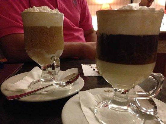 Grand Palladium Imbassai Resort & Spa: Café no Bossa Nova..