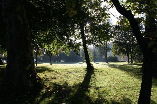 SportSchloss Velen: Schlossgarten