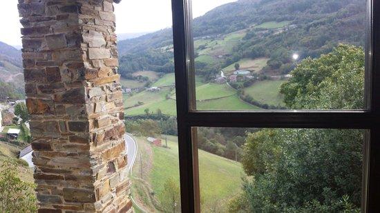 Hotel La Rectoral de Taramundi: Buenas vistas