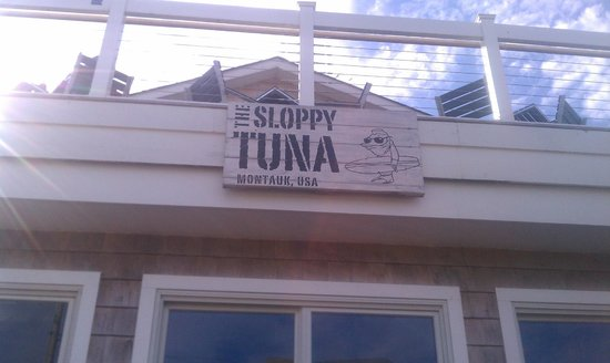 Sloppy Tuna