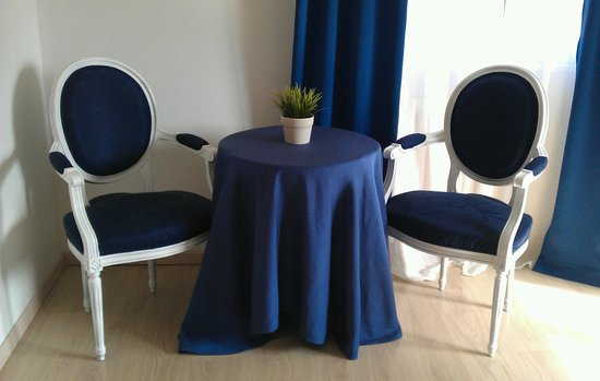 Il Tulipano B&B: Angolo camera Blu
