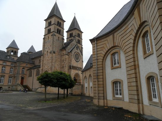 Abbey of Echternach : abbey