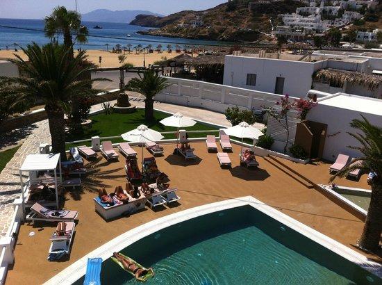 Photo of Aegeon Hotel Milopotas