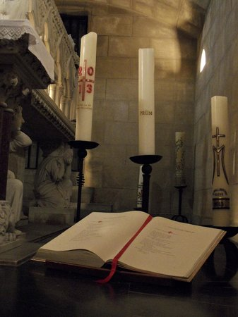 Abbey of Echternach : bible