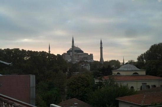 Yasmak Comfort Hotel: Vista panorâmica do restaurante