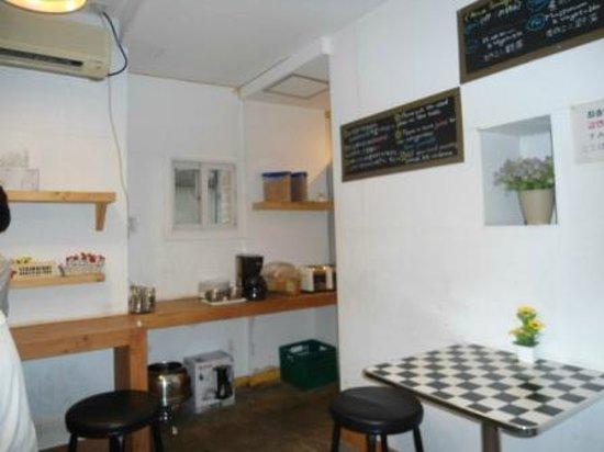 2nd Casa: Breakfast room