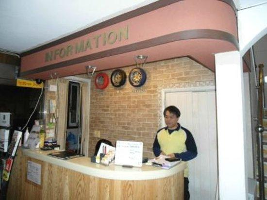 2nd Casa: Friendly helpful reception staff