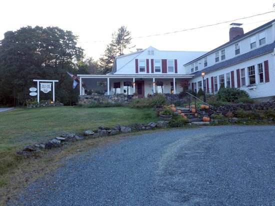Sugar Hill Inn: Main building