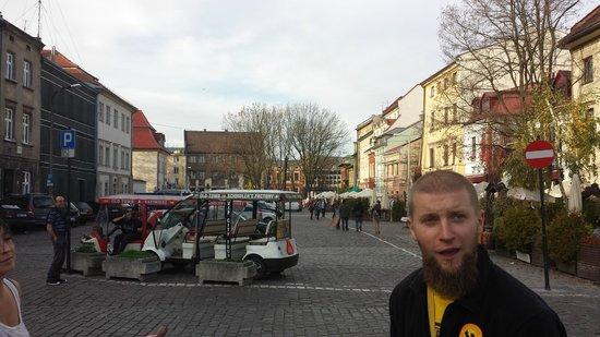 Krakow Bike Tour: Guide