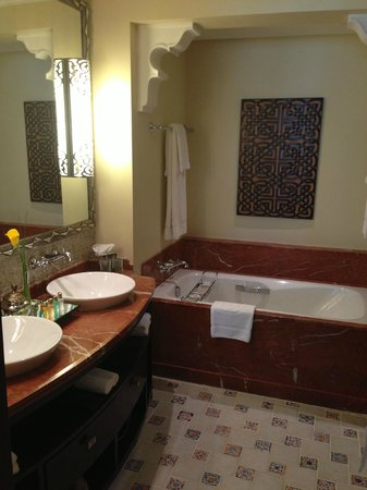 The Palace at One&Only Royal Mirage Dubai : Bathroom