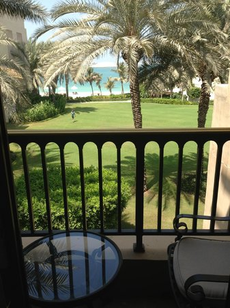 The Palace at One&Only Royal Mirage Dubai : view