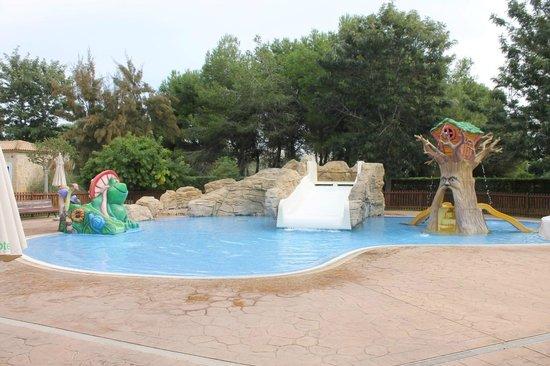 Protur Safari Park Aparthotel : Paradis Park Pool.